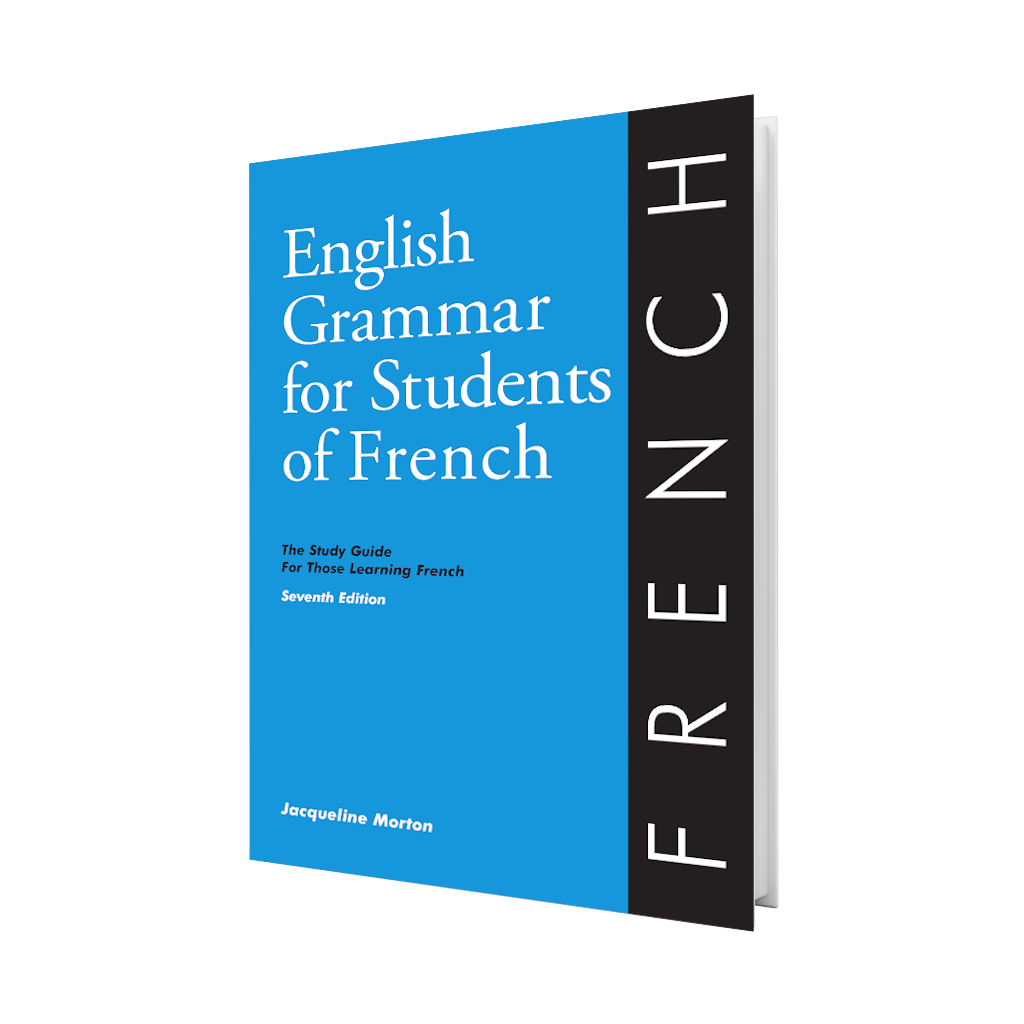 English Grammar for Students of French - Seventh Edition