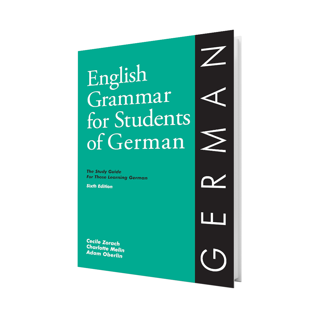 English Grammar for Students of German - Sixth Edition
