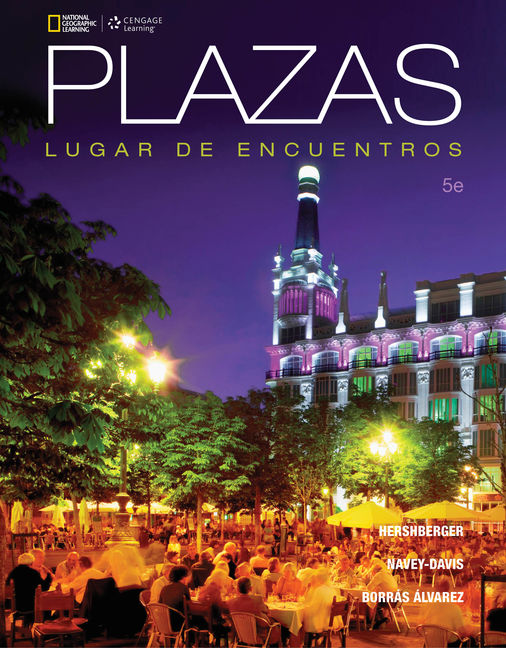 Plazas 5th Edition - Front Cover