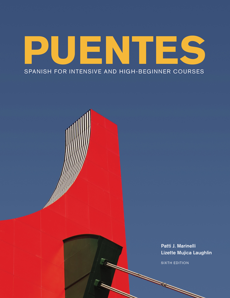 Puentes 6th Edition - Front Cover