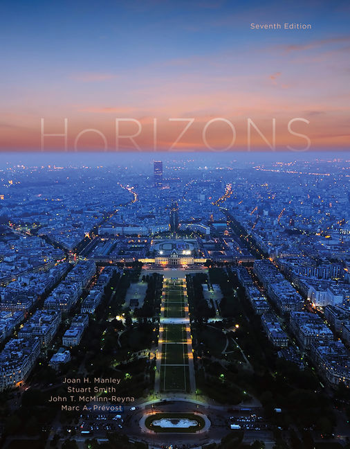 Horizons - An Introduction to French Grammar (Seventh Edition)