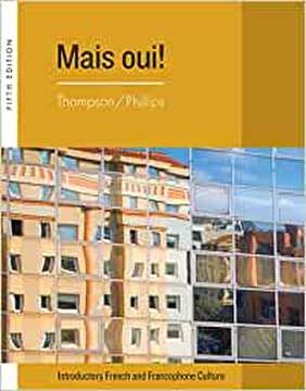 Mais Oui! - Introductory French Grammar & Francophone Culture (5th Edition)