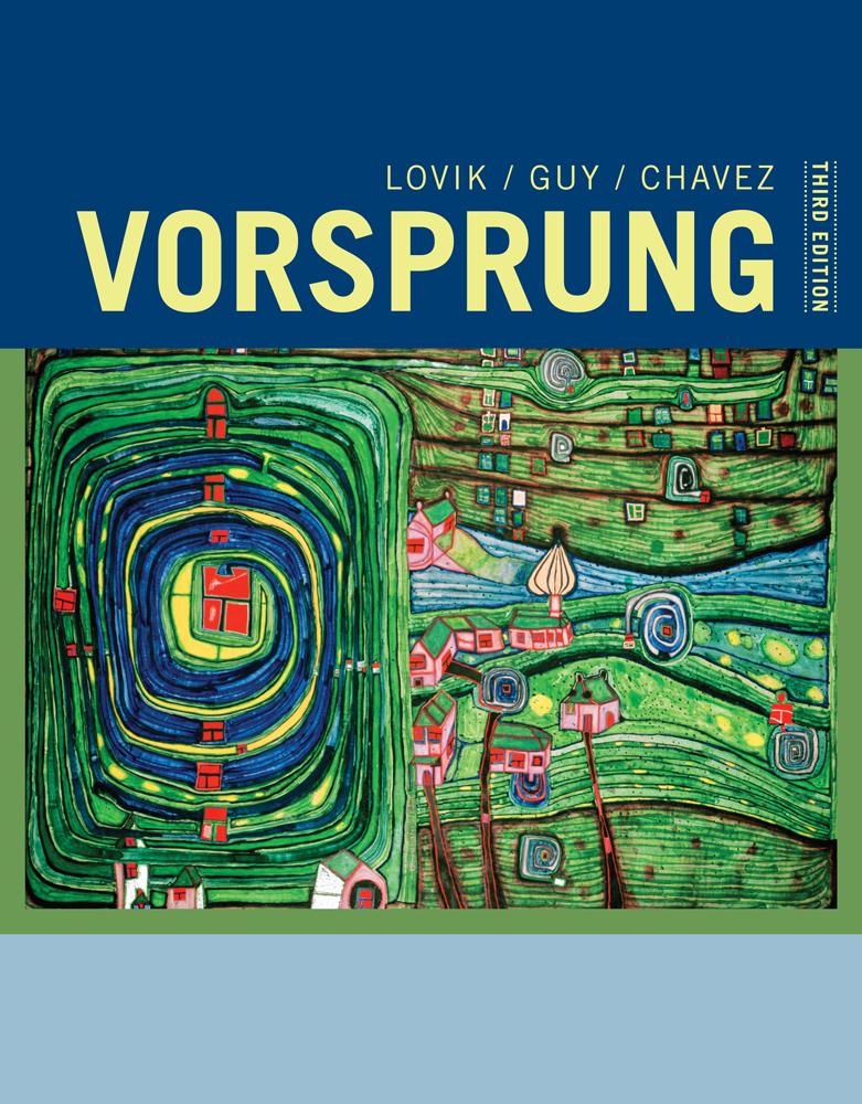 Vorsprung 3rd edition