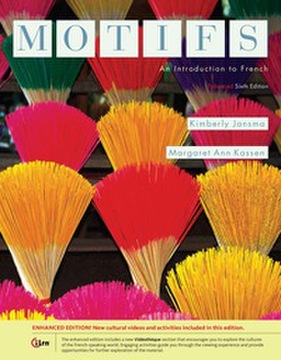 Motifs - An Introduction to French Grammar (6th Edition)