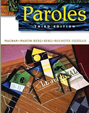 Paroles - French Grammar Book (Third Edition)