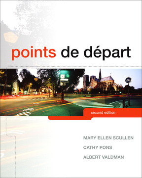 Points de départ - French Grammar Book (2nd Edition)