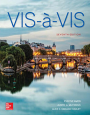 Vis-à-Vis - Beginning French Grammar (7th Edition)