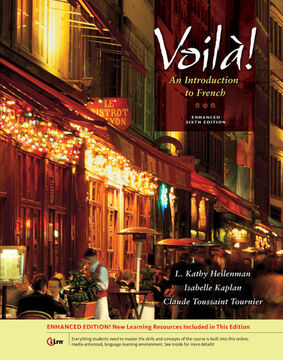 Voila! - An Introduction to French (6th Edition)