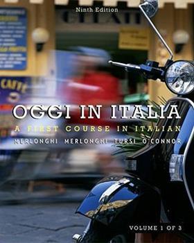 OGGI IN ITALIA 9th edition